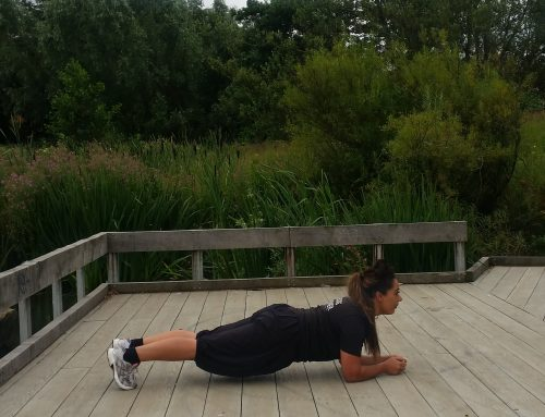 The Plank – Strenthen your core