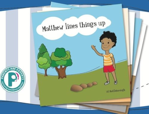 MCDT are proud to present the first book in a series of six children's books!