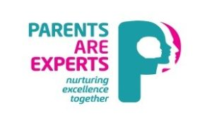 Parents are Experts logo