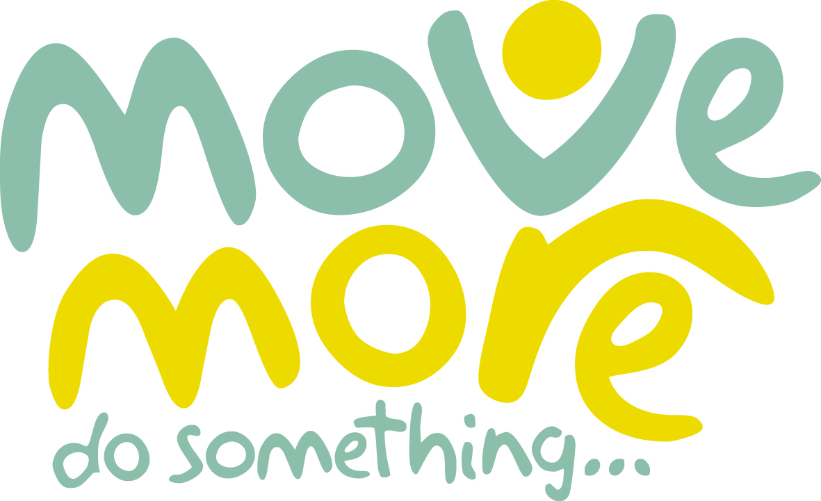 Be active - Move More Logo