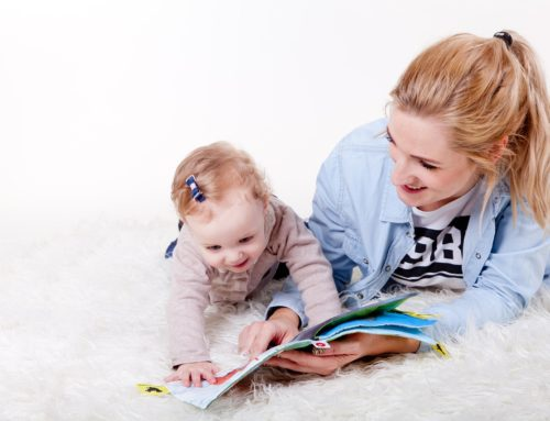 Reading to your baby – Best Start Communities Count Too – Blog