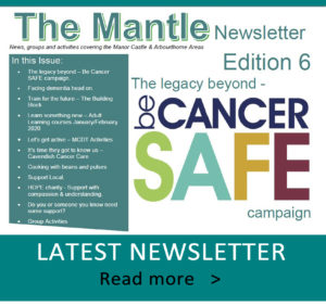 Latest Mantle Newsletter - Edition 6