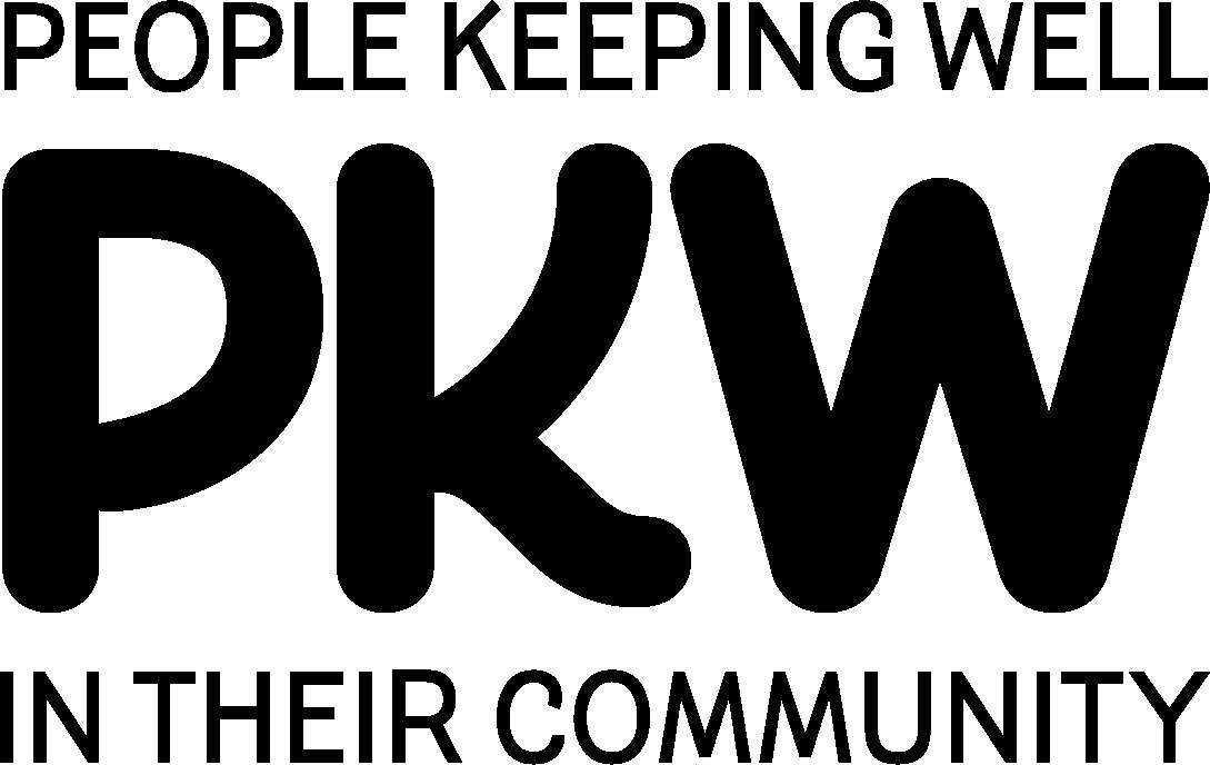 People Keeping Well Logo